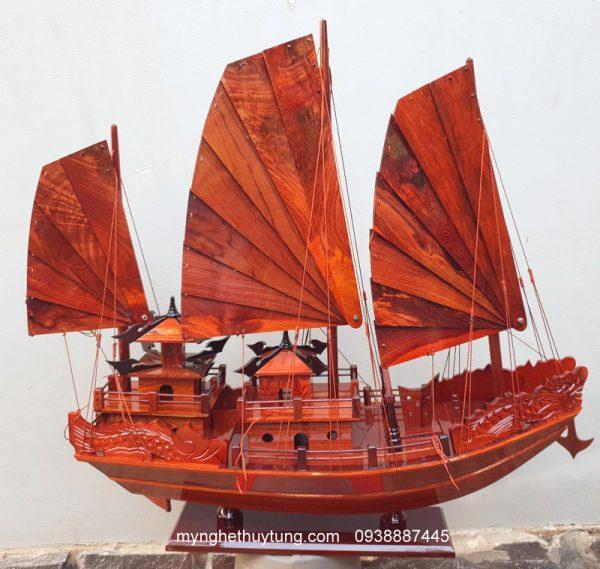 thuyền hạ long gỗ (9)