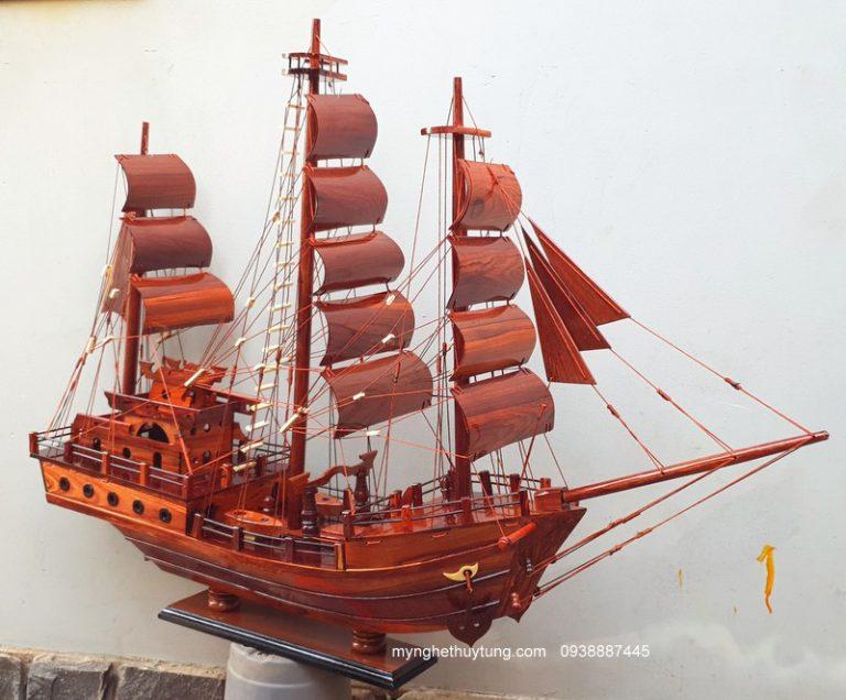 thuyền thái gỗ cẩm lai- kaiwo (2)